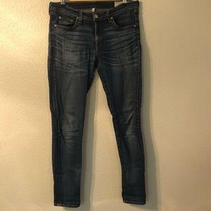 Skinny Rag & Bone Chester jeans